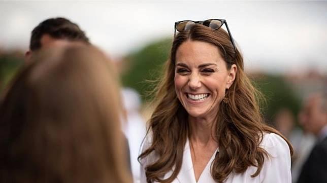 Kate Middleton. (Instagram/@kensingtonroyal)