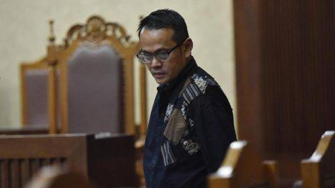 KPK Juga Tangkap Suami Inneke Koesherawati di Sukamiskin