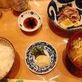刺身定食 - 実際訪問したユーザーが直接撮影して投稿した新宿懐石料理・割烹新宿割烹 中嶋の写真のメニュー情報