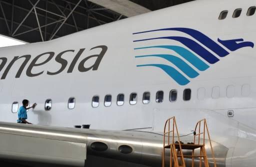 ADEK BERRY / AFP การูดาระบุว่าผู้โดยสารการูดาสูญเสียความเชื่อมั่นและไม่มีความมั่นใจในเครื่องบินดังกล่าวอีกต่อไป