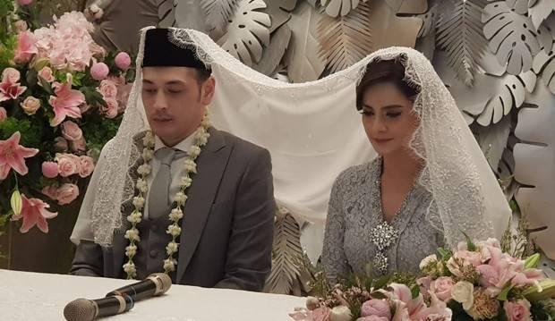 Resmi Nikah di Tanggal Cantik, Richard Kevin Beri Cut Tari Mas Kawin Cincin Berlian