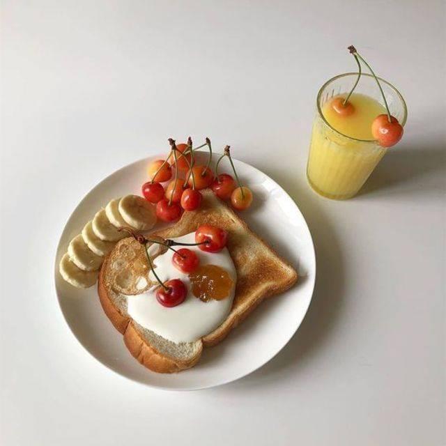 I Love Fruit Toast 💕 ไอเดียตกแต่ง 'ขนมปังปิ้งผลไม้' สไตล์เกาหลี น่าหลงใหล  ชวนน้ำลายหกสุด! | SistaCafe | LINE TODAY