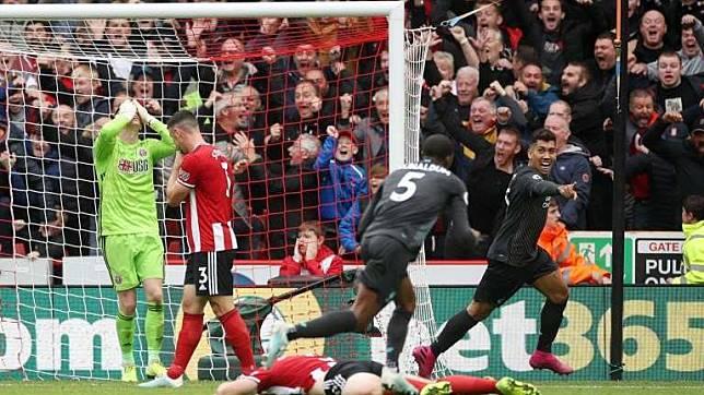 Jurgen Klopp Akui Liverpool Menang berkat Gol Beruntung