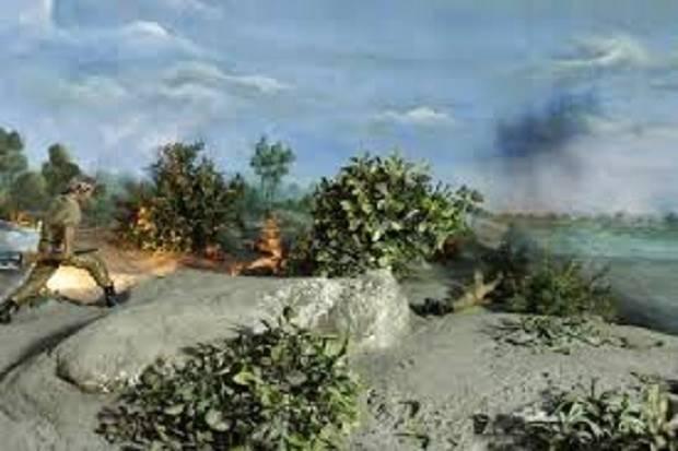 Penyerbuan Kapal Belanda oleh Raden Mattaher dan Pasukannya