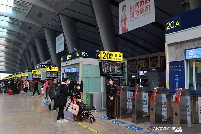 93 WNI tertahan di Wuhan