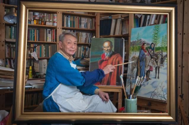 名作家杜漸將於書展聯同李偉才博士,介紹香港科幻文學的早期發展。