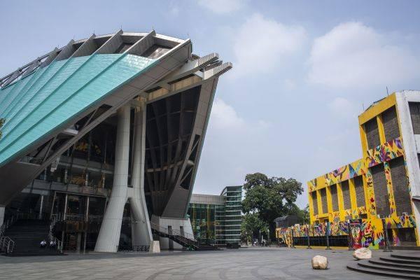 Image result for pembangunan hotel ditim