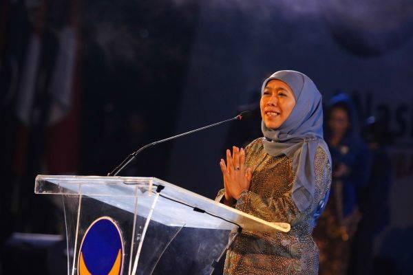 Gubernur Jawa Timur Khofifah Indar Parawansa akan memanggil pelatih senam SEA Games yang memulangkan atletnya dengan alasan tidak perawan.