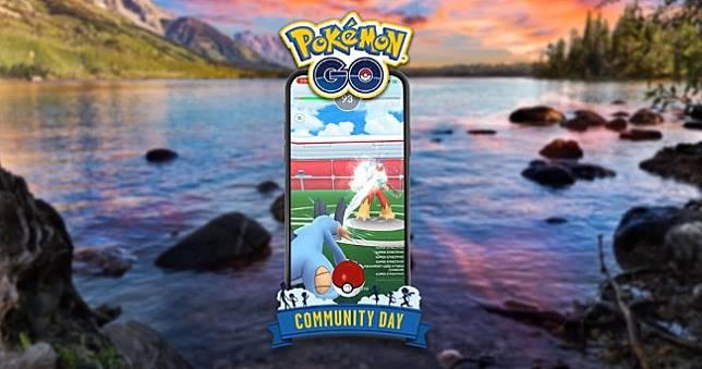 《Pokemon Go》巨沼怪社群日限定招式確認為「加農水炮」
