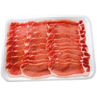 <カナダ産>豚ロース生姜焼き用(解凍)