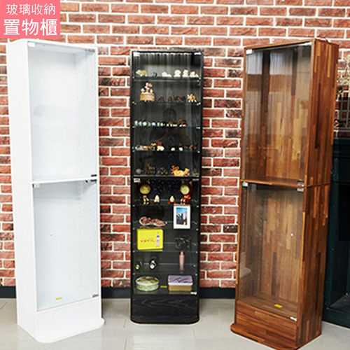 ◆ 5MM強化玻璃,擺放收納更穩固n◆ 可調活動式分層,收藏不受空間拘束n◆ 直立180公分收納空間