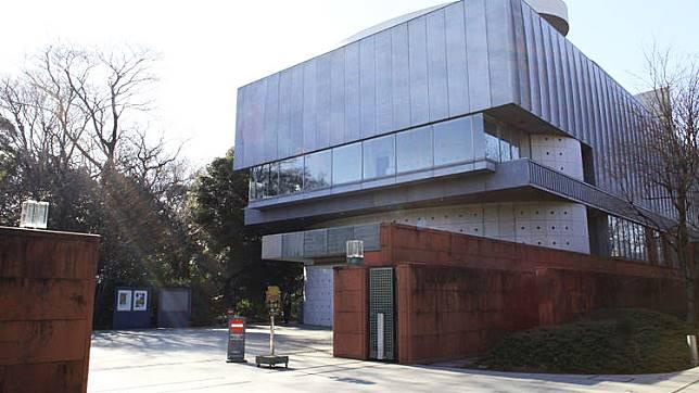 <p><b>東京藝術大學大學美術館</b></p>