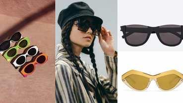 2020春夏10款精品墨鏡推薦!YSL、Dior、Loewe到BV,戴上立馬成焦點