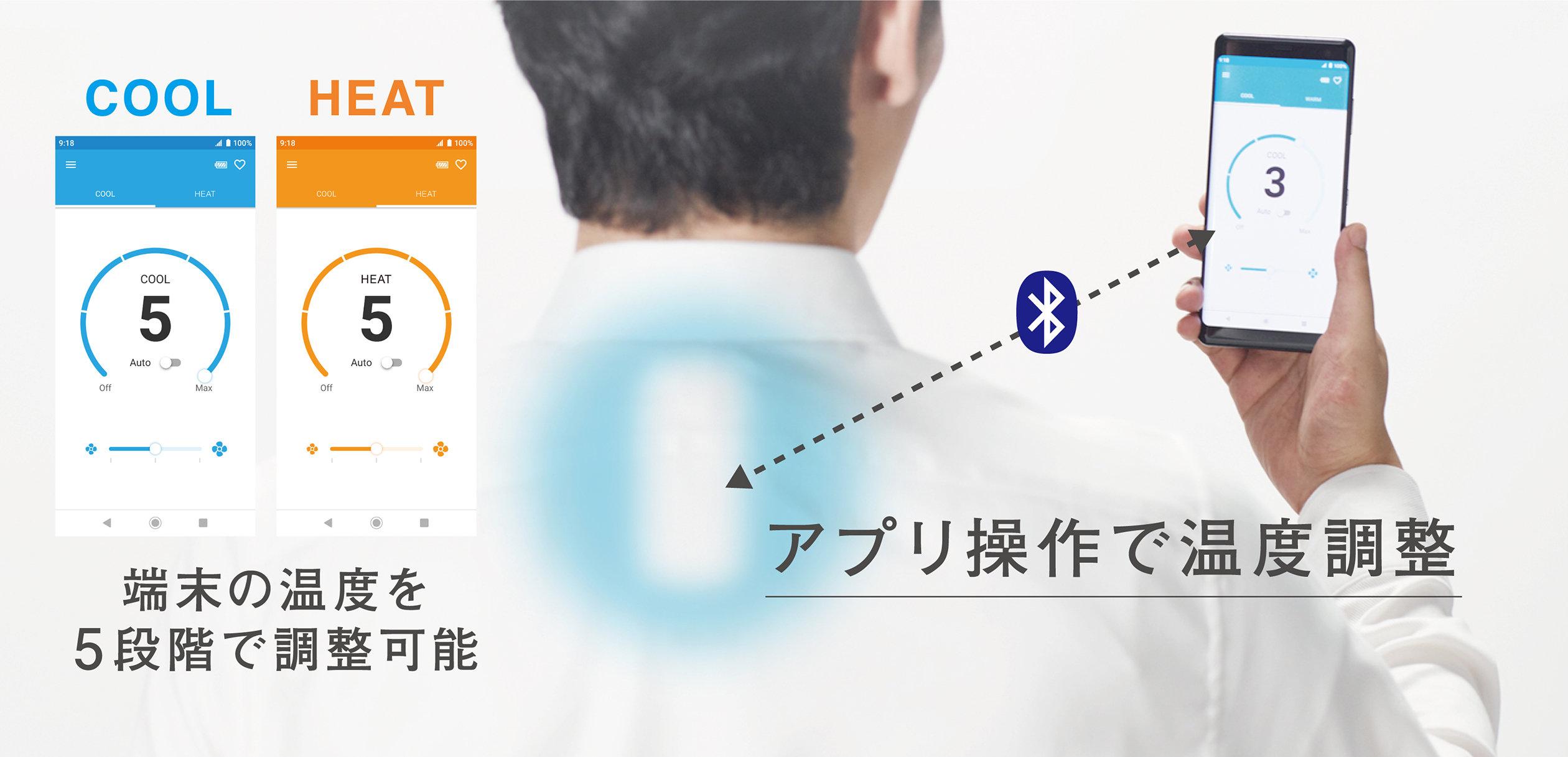 Sony 的「穿戴式空調」Reon Pocket 集資中!能降溫 13 度防熱浪,天氣寒冷還可當暖爐
