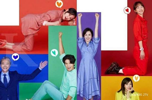 Drama Korea Homemade Love Story.