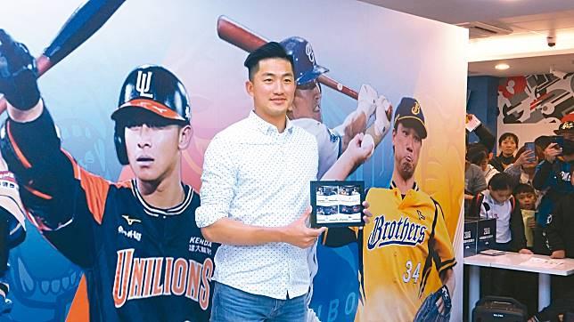 吳昇峰對於六搶一態度淡定。