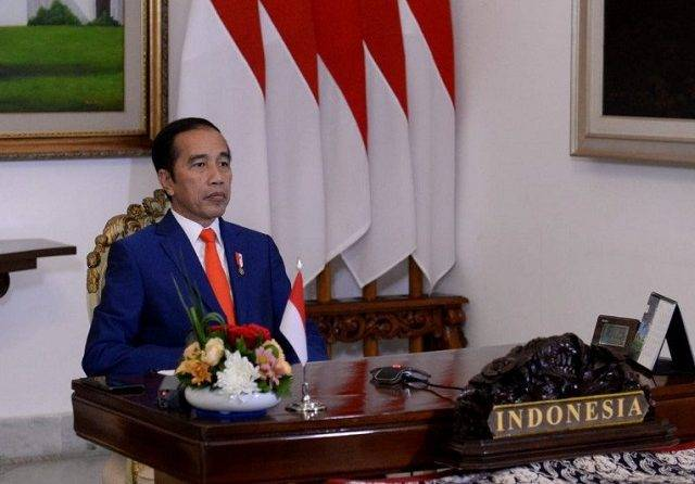 Presiden Jokowi Rayakan Lebaran di Istana Bogor, Open House Ditiadakan
