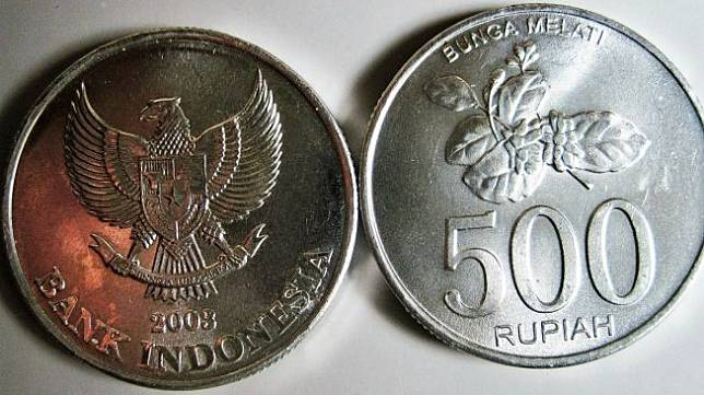 Ilustrasi uang koin. (Pixabay/ASSY)