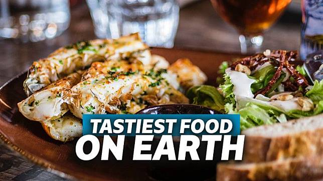Daftar Makanan Terenak Di Dunia