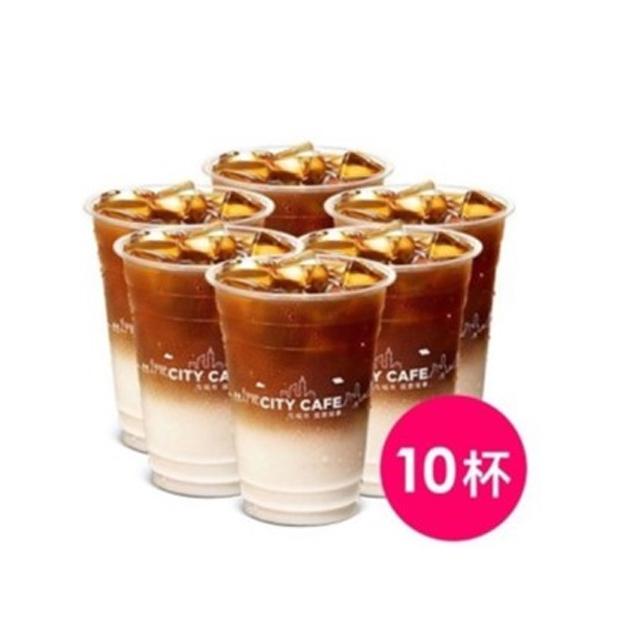 商品內容 CITY CAFE 冰拿鐵咖啡(中)X10杯組 使用說明 ●7-ELEVEN票券一經兌換即無法使用。提醒您,因系統需時間更新,故兌換後票券狀態將於兌換後的次日更新為「已使用」。 1、此商品1