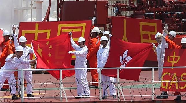 Hong Kong ship full of praise for PLA Navy escort after safe passage through Gulf of Aden