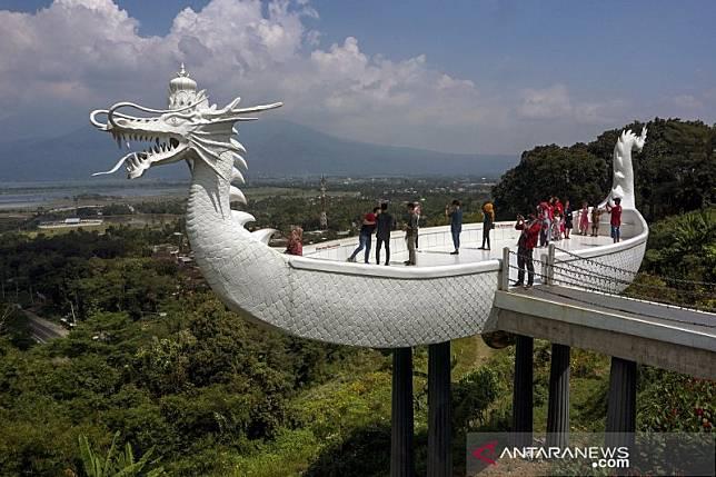 Pesona wisata Eling Bening di Bawen