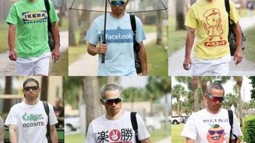 凡人CARRY不能,棒球員鈴木一朗的「T恤藝」