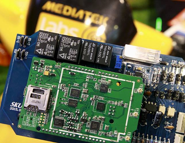 MediaTek is boosting investment amid more competition from China