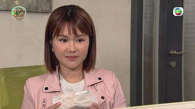 劉思希喺《愛‧回家》演楊洋。