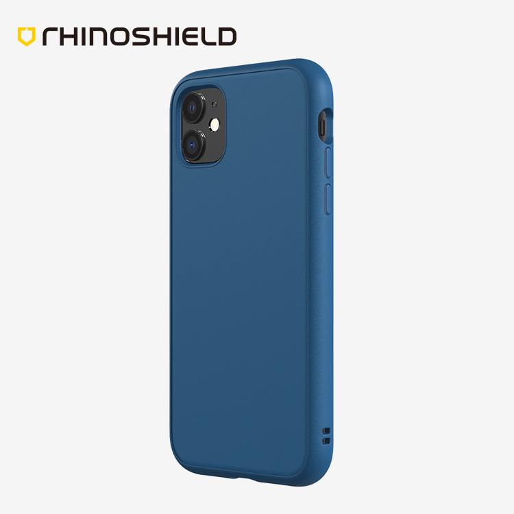 iphone 11 犀牛盾solidsuit經典款防摔背蓋手機殼(七色)【rsssa41】