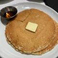 パンケーキ2枚 - 実際訪問したユーザーが直接撮影して投稿した東池袋カフェegg東京の写真のメニュー情報