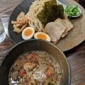 つけ麺並盛り - 実際訪問したユーザーが直接撮影して投稿した西新宿ラーメン・つけ麺ラーメン龍の家 新宿小滝橋通り店の写真のメニュー情報