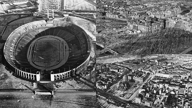 เผยภาพหาดูยากของกรุงเบอร์ลิน ประเทศเยอรมัน หลัง สงครามโลก ครั้งที่ 2 เพิ่งจบไม่นาน