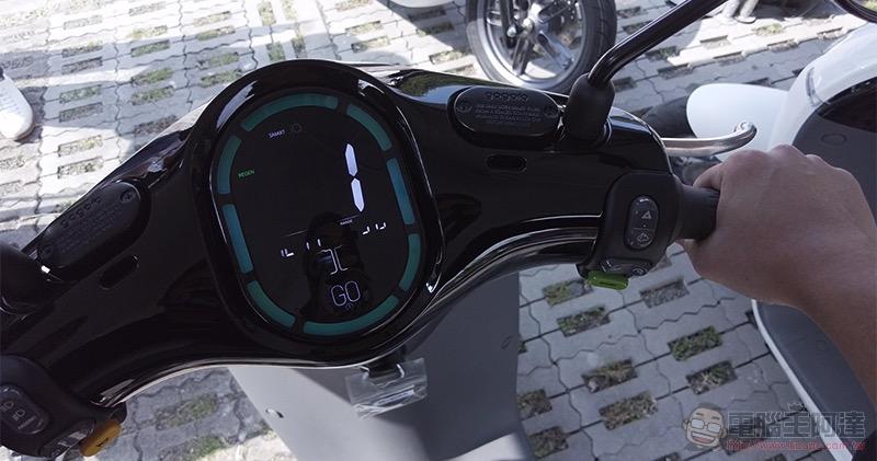 Gogoro 智慧電車主動限速輔助系統