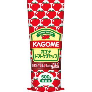 〈カゴメ〉トマトケチャップ 500g
