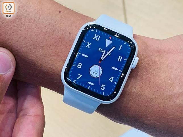 不同錶面各有不同的閒置狀態,睇住顏色變化也是一種樂趣。(陳志滔攝)