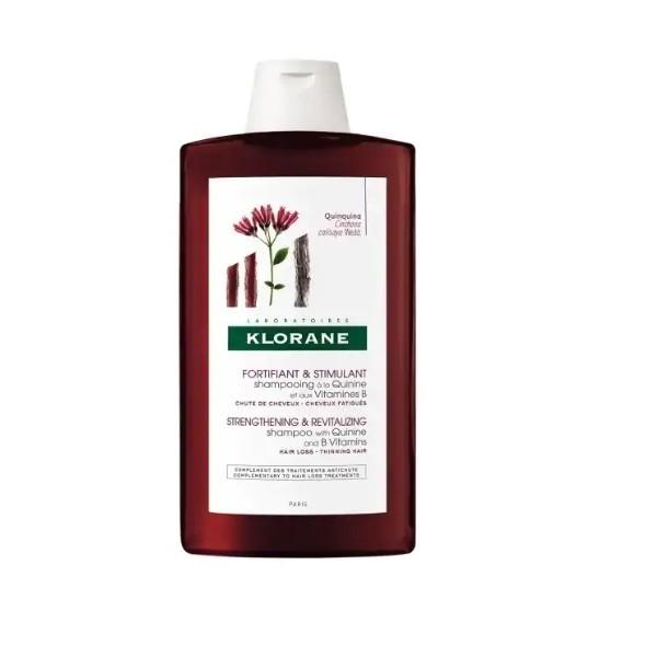 KLORANE 蔻蘿蘭 養髮洗髮精 400ml(公司貨中文標 )