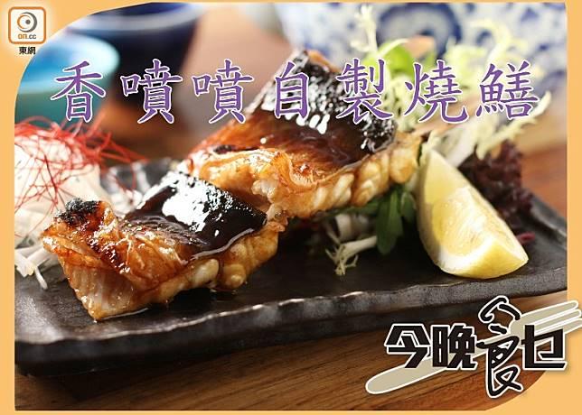一條鱔魚可煮5至6份燒鱔,而魚骨亦不要浪費可以用來熬煮醬汁,配合味醂及日式醬油令香味更濃,用來燒鱔特別嫩滑惹味。(盧展程攝)