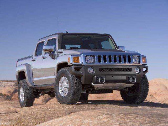 Hummer Siap Lahir Kembali Lewat General Motors Corporation