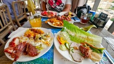 台東飯店自助餐 GAYA HOTEL buffet KI-PA Restaurant海鮮吃到飽~鮮蚵啤酒暢飲,五六日晚餐限定