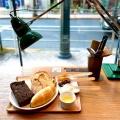 実際訪問したユーザーが直接撮影して投稿した宇田川町カフェkoe lobbyの写真