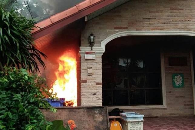 5ขวบฮีโร่!ช่วยชีวิตพี่ๆอีก3คน เห็นไฟไหม้บ้าน-วิ่งไปปลุก