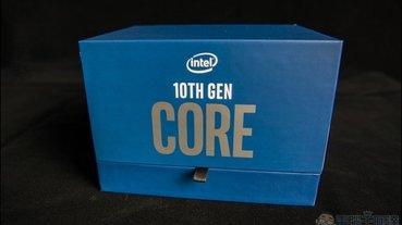 新一代最強遊戲處理器 第10代Intel Core i9-10900K 實測解禁!!! 同場加映i5-10600K實測