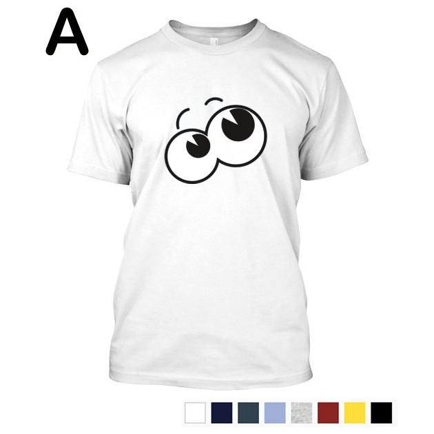 Teeway-Emoji表情符號-短袖圓領T