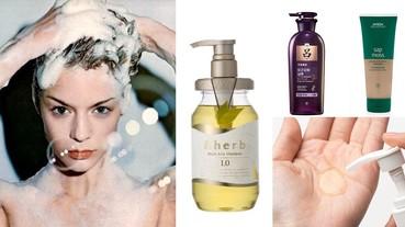內行人囤貨必買6款「天然植萃無矽靈」洗髮精!改善換季頭皮乾癢、頭皮屑、落髮推薦