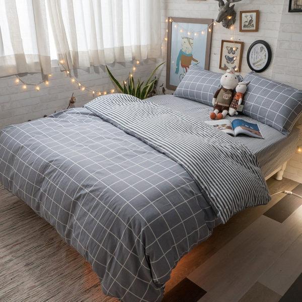 KOREA韓系歐妮 A3枕套乙個 100%復古純棉 台灣製造 棉床本舖