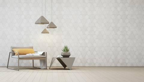 Tips Deko Motif Wallpaper Minimalis Untuk Dekorasi Ruang Tamu