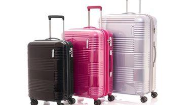 輕亮登場 / Samsonite 全新 MAZON 系列硬殼行李箱輕亮入手
