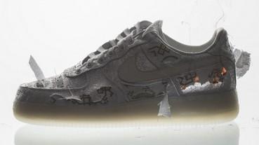 〔開包攻略〕還記得它嗎?陳冠希操刀設計 CLOT x AF-1 「白絲綢」發售訊息