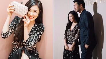 透露擇偶條件!少女時代Tiffany《最新穿搭》表示最想跟「這位」華人男演員合作!